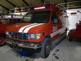 ambulance med udstyr